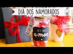 DIY: Dia dos Namorados - 4 sugestões de presente - YouTube