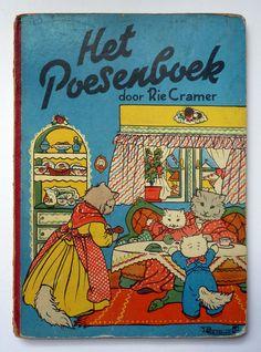 Rie Cramer - Catbook