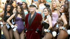 """Ty Lorenzo honors Hugh Hefner with a """"Playboy"""" song"""