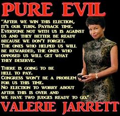 Heaven help us deal with an attitude like this at the top level of our government. Muslim hatred of our country.
