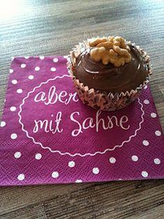 Nutella-Nuss Cupcakes