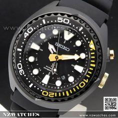 Seiko Prospex Perpetual Kinetic 200M Divers Watch SUN019P1, SUN019 Seiko 5 Automatic Watch, Seiko 5 Sports Automatic, Sport Watches, Watches For Men, Seiko Solar, Seiko Presage, Seiko Men, 200m, Two Tones