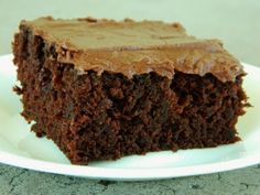 House 344: Where We Learned to Live, Love, and Cook: Zucchini Brownies