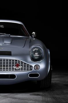 ♂ Aston Martin DB4 GT Zagato car, grey From http://ecogentleman.tumblr.com/post/46374864865/aston-martin-db4-gt-zagato-this-is-one-aston#_=_