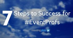 John C. Maxwell is known for his innovatively strong leadership abilities, as well as his capabilities of transforming 'non-leaders' into leaders.  He attributes much of his own success to 7 steps. These 7 steps are just as applicable for event professionals! http://pr.theeventblog.com/mtcI