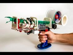 Protopiper: tape-gun-based 3D printer extrudes full-size furniture prototypes / Boing Boing