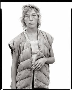 depth of reality - Richard Avedon (1923-2004). In the American West