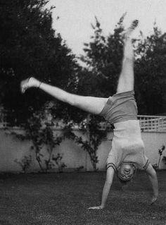 Marilyn Monroe. Photo by Earl Leaf, 1950.