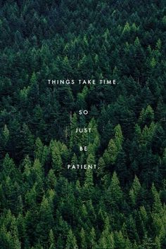 twloha   Everyone heals in their own time. Be patient.