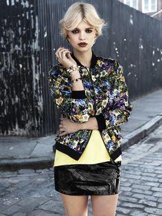 Pixie Geldof by Scott Trindle The streeters Vogue UK July 2012 crushedme.files.wordpress.com