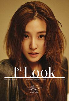 "tiffany magazine ""1st look"""