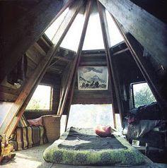 schon mal so ein schlafzimmer gesehen?
