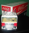 Nylint Coke Coca-Cola Red SEMI Truck TRACTOR TRAILER NIB  Price 57.0 USD 22 Bids. End Time: 2017-01-12 16:44:18 PDT