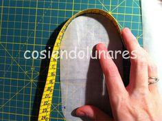 cosiendolunares - costura y patchwork: Tutorial monedero japonés