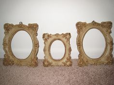 complex resin based picture/photo frames
