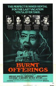 BURNT OFFERINGS (1976) PESADILLA DIABOLICA - Subtitulada / Audio Español