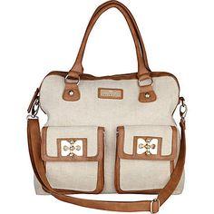 My River Island bag- obsessed