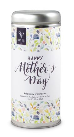 Happy Mother's Day | The Tea Can Company