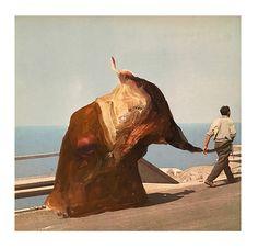 Joseba Eskubi - Amorphic Worlds Spanish Artists, Camel, Collage, Magazine, World, Painting, Animals, Image, Collages