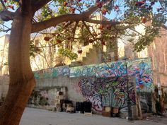 Graffiti, Balaró, Palermo