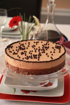 Bavarois crousti-fondant au nutella #audreycuisine