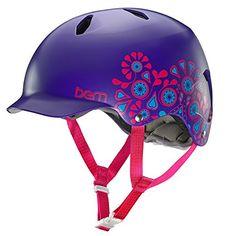 Bern Bandita EPS Helmet - Girls' Satin Purple Floral, S/M Bern http://www.amazon.com/dp/B00O5F9ZPW/ref=cm_sw_r_pi_dp_9Vnzvb1FRMPRM
