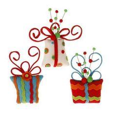 felt presents