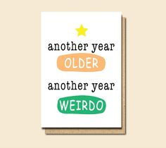 Funny Birthday Cards Anniversary Wishes