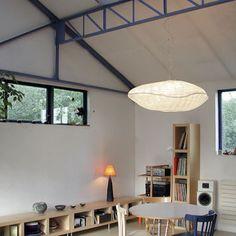 Lampe suspension / contemporaine / en papier NUAGE GM  CÉLINE WRIGHT
