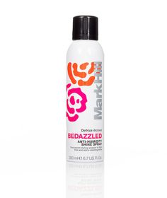 Current Obsession: Mark Hill Defrizz-ilicious Bedazzled Anti Humidity Shine Spray