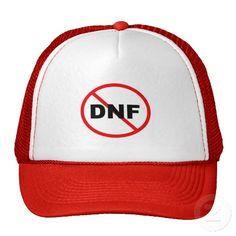 No DNF Trucker Hat