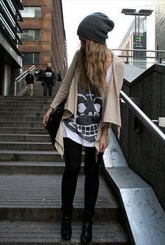 Cute Urban look