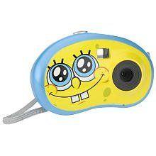 Sakar Spongebob Squarepants 3-in-1 Digital Camera Yellow Blue - Sakar 88062 by Sakar. $17.99