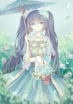 Anime, Girl