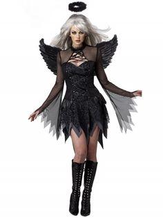 disfraz de angel caido mujer df disfraces sexy disfraces de mujer