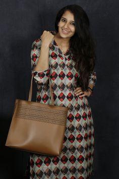 Cobweb High Collar Kurti with trousers Kurta Designs Women, Kurti Neck Designs, Dress Neck Designs, Salwar Designs, Blouse Designs, Indian Dresses, Indian Outfits, Collar Kurti, Casual Indian Fashion