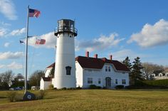 Chatham Lighthouse puzzle in Great Sightings jigsaw puzzles on TheJigsawPuzzles.com. Play full screen, enjoy Puzzle of the Day and thousands more.