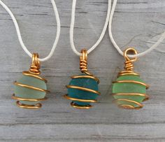 Sea Glass Marble Necklace Pick Your Color by Wave of LIfe from WaveofLife on Etsy. Saved to Etsy Shopping. Marble Necklace, Marble Jewelry, Sea Glass Necklace, Sea Glass Jewelry, Diy Necklace, Metal Jewelry, Diy Jewelry, Jewelry Accessories, Fashion Accessories
