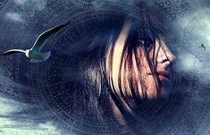 Baghiras kosmischer Wochenblick: Astrologische Prognose 12.10. - 18.10. - Augen zu und durch! Karma, Northern Lights, Nature, Astrology, Third Eye, Moon Calendar, New Moon, Flower Of Life, Scorpion