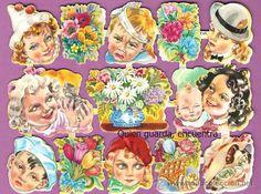 cromos de palmar CDP Christmas Decals, Paper Cutting, Cut Paper, Decoupage, Nostalgia, Collage, Princess Zelda, Scrapbook, Retro