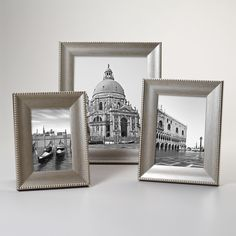 Silver Sorrento Frames | World Market