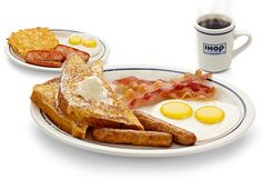 See the full Ihop Menu with prices here, including the Ihop Breakfast menu, Lunch and Dinner Menu, plus details on the best Ihop deals, like the popular Ihop Kids Eat Free, and the Ihop Free Pancakes promotions.