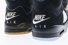 Did Jordan Brand Just Confirm the 2016 Return of 'Nike Air' Jordan 5s?