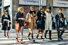 [21] A Brief Oral History of Modern Street Style | This was fun. But you'd like to know other ways information professionals can preserve the present. Read on --> look to pin [22]. Had enough? Move on --> look to pin [24].