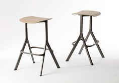 Axyl Collection is a minimalist furniture collection created by London-based designer Benjamin Hubert's studio Layer for Allermuir Folding Furniture, Cafe Furniture, Restaurant Furniture, Office Furniture, Industrial Design Furniture, Furniture Design, London Design Festival, Minimalist Furniture, Layers Design