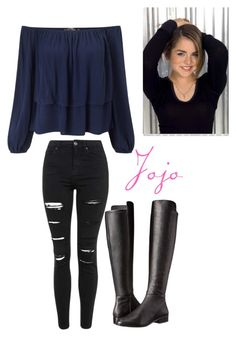 """""""When love hurts-Jojo"""" by jessical-cullen on Polyvore featuring Topshop, MICHAEL Michael Kors, Miss Selfridge, women's clothing, women's fashion, women, female, woman, misses and juniors"""
