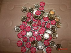 Coca Cola Bottle Caps~BRAND NEW AND UNUSED~1991 lot of 100 Vintage Crowns