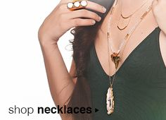Kei Jewelry makes perfect necklaces for layering.
