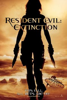 Resident Evil: Extinction Movie Poster - Internet Movie Poster Awards Gallery