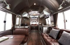 R Luxury Airstreams U2013 American Retro Caravans Blog